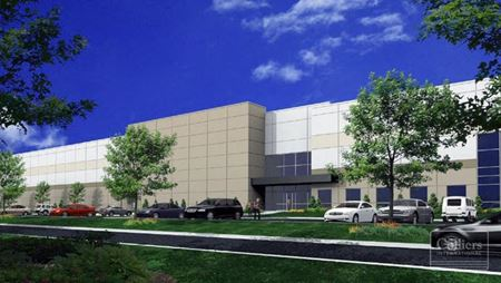 Planned 601,644 SF New Construction Building for Lease or Build-to-Suit - Aurora