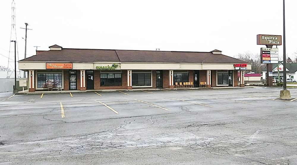 Retail or Office on busy Wastenaw Avenue in Ypsilanti