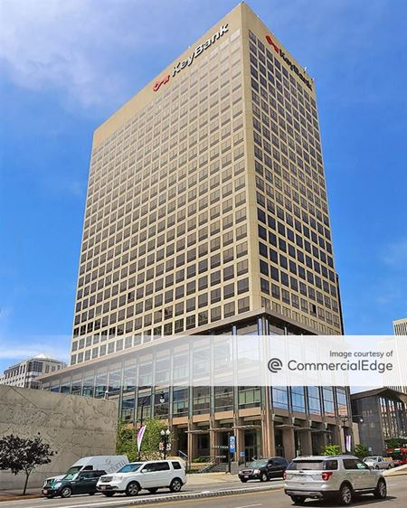 Key Bank Building - Salt Lake City