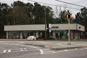 5060 Wrightsboro Road Retail Building