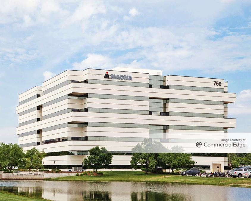 North Troy Corporate Park - 750 Tower Drive