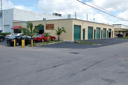 Oakland Park Automotive Use Warehouse - Fort Lauderdale