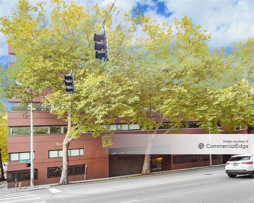 400 Mercer Street