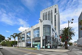 Retail space Available in historic Miracle Mile building
