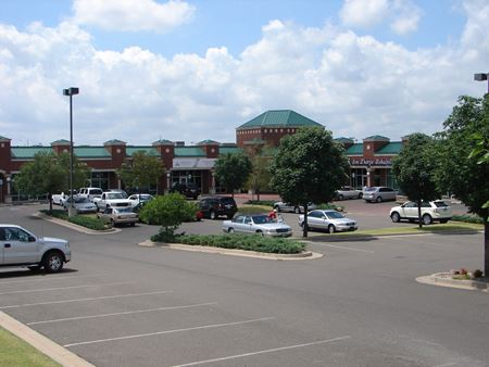 RIVERWALK PLAZA - Oklahoma City