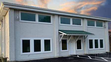 South 10th Street Office Building - Fernandina Beach