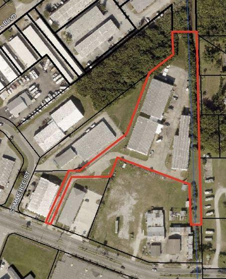 Three Building Industrial Campus - Cape Canaveral