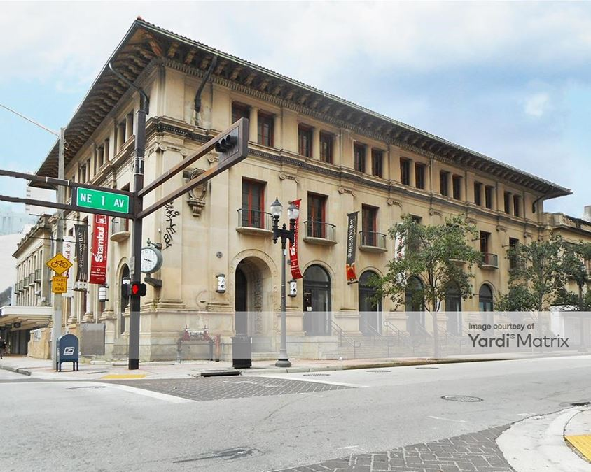 Old U.S. Post Office and Courthouse Building