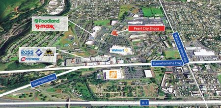 Pearl City Shops - Retail for Lease - Pearl City