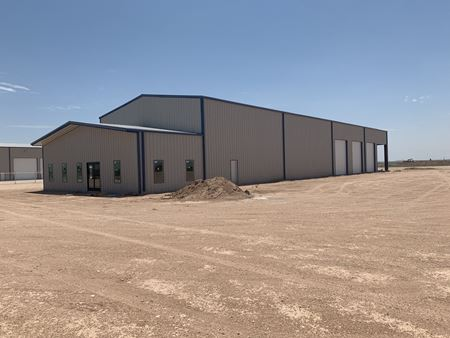 New 3-Bay shop on 5 Acres - Odessa