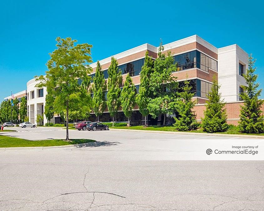 Columbus Corporate Office Centre - Henry Ford Medical Center