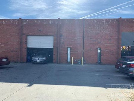 12,000 SF Unit Available for Sublease - Gardena