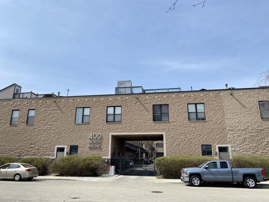 River West Village Lofts Suite 101