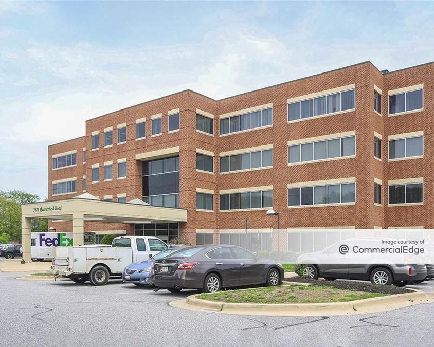 Quarterfield Medical Center