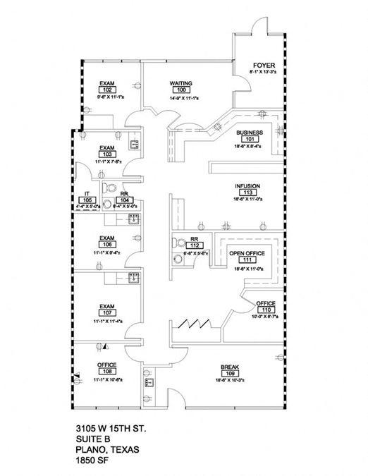 3105 W 15th St., Suite B