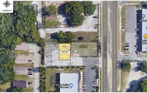 BUSY N NEBRASKA AVE PARCEL WITH APPROVED PLANS + PERMITS - Tampa