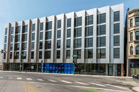 Prime Retail/Restaurant Space For Lease at Linkt - Chicago