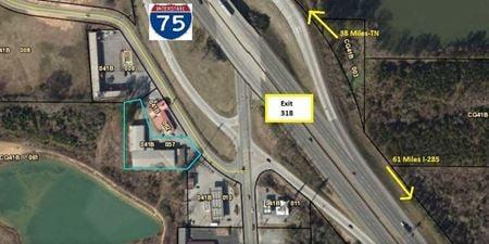Warehouse For Lease    I-75 Frontage - Calhoun