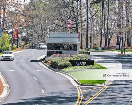 SAS Headquarters - Building Q - Cary