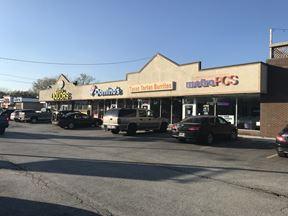 Multi-Tenant Retail Center Along 159th Street in Oak Forest: Value-Add Opportunity