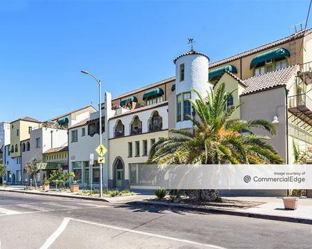 Granada Buildings - Los Angeles