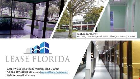 14505 Commerce Way - Miami Lakes