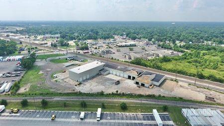 Renovations Underway — Maintenance Facility on 5.6 Acres - Indianapolis