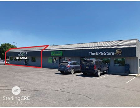 High Visibility Retail Across from Southgate Mall - Missoula