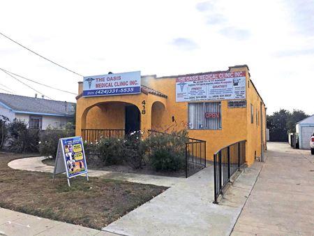 418 East Arbor Vitae Street  - Inglewood