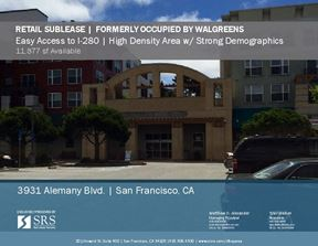 Former Walgreens - San Francisco, CA