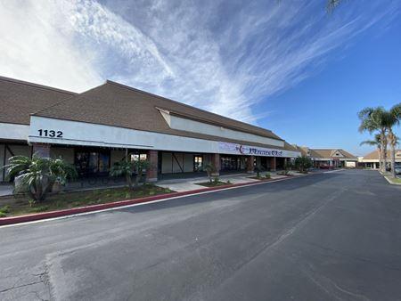 Merchants Centre - Orange