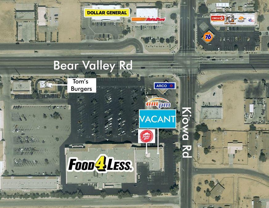 Apple Valley-20801 Bear Valley Road