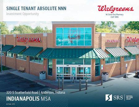 Anderson, IN - Walgreens - Anderson