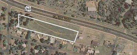 Commercially Zoned Land for Sale in Show Low - Show Low