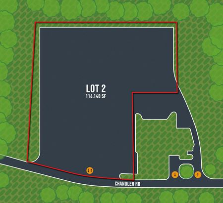 2.67 Acre Industrial Land Site - Andover