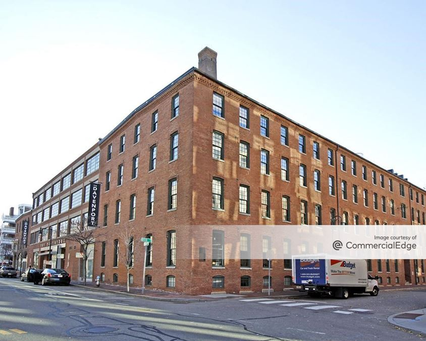 The Davenport Building