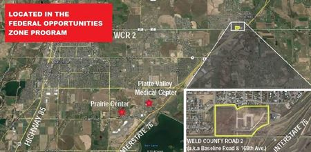 CR-2 & I-76 - Pad Sites Available  - Lochbuie