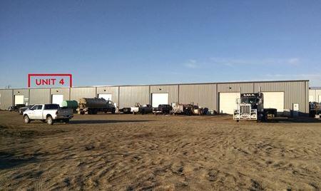 2,500 SF Shop/Office Space - Williston