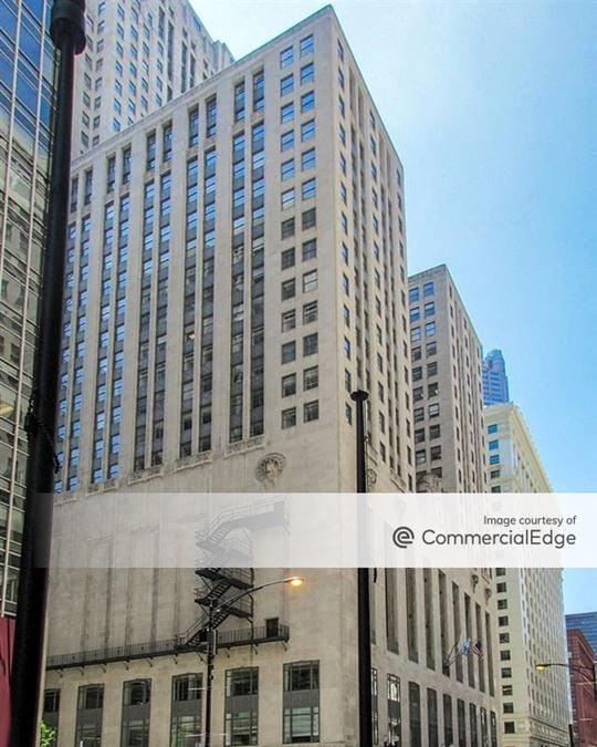 Chicago Board of Trade - North Building