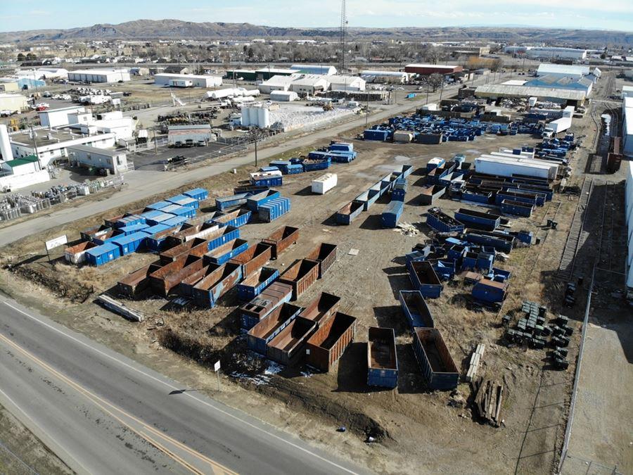 Monad Road Industrial Lot