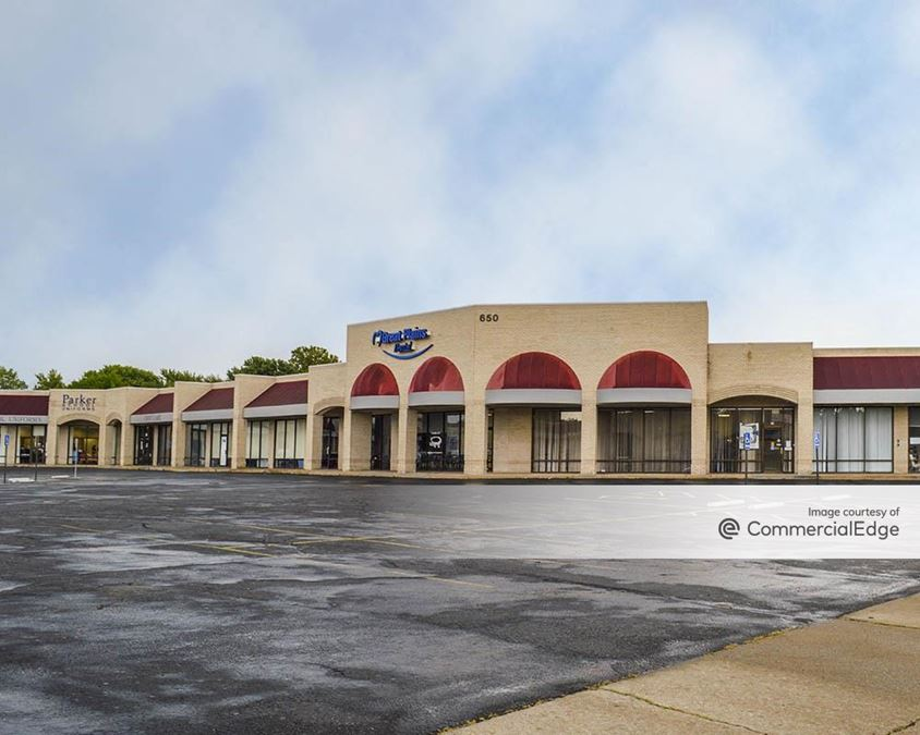 Carriage Park Center - Building 1