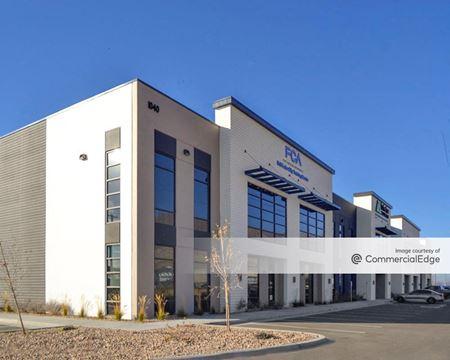 Parrish Creek Business Park - Buildings A & E - Centerville