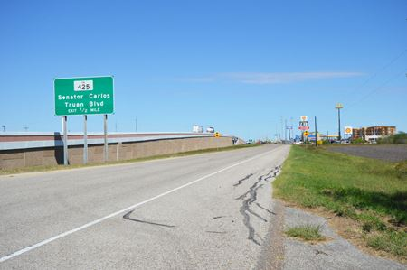 HWY 77 Kingsville TX Land For Development - Kingsville