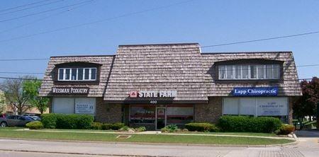 400 Lake Cook Road - Deerfield