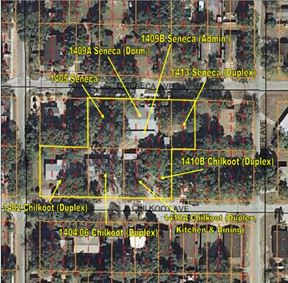 Multifamily property for sale in Tampa - Tampa