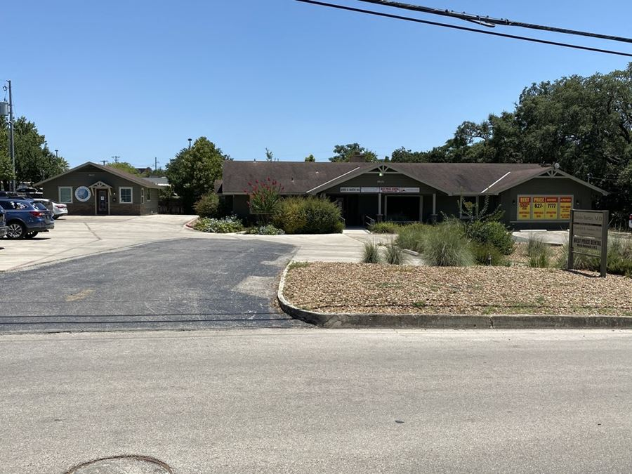 Full Service Professional or Medical Lease Space In New Braunfels