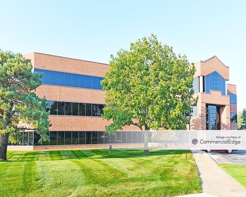 Three Fountains Office Park - Veridian