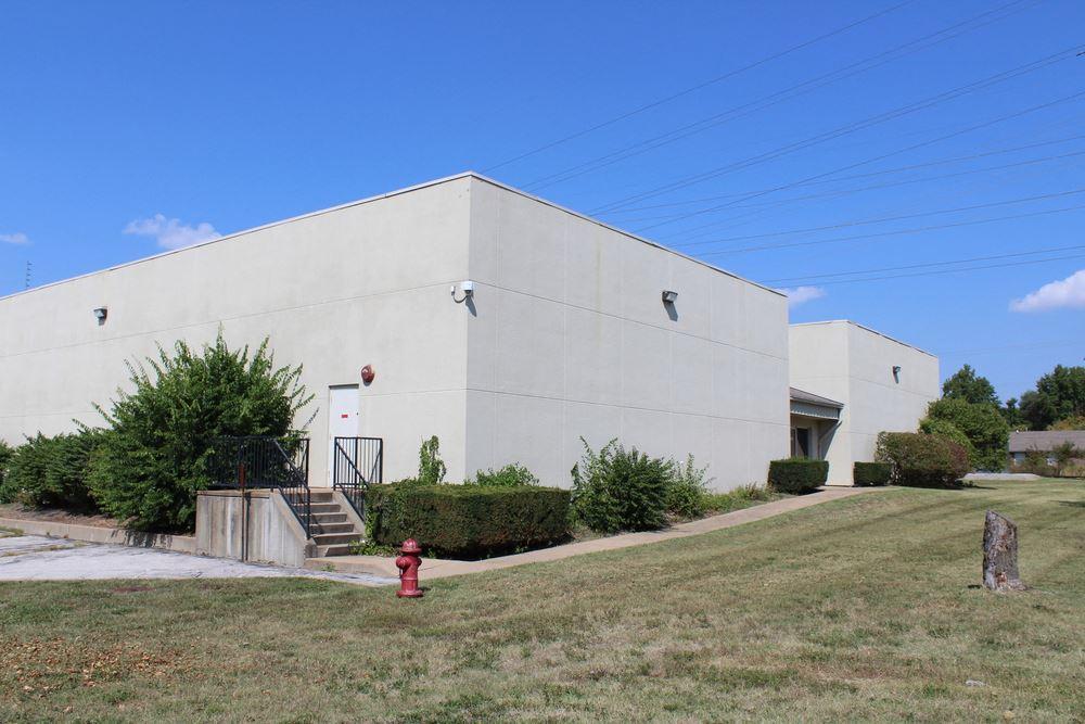 Missouri Historical Warehouse