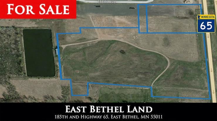 East Bethel Land