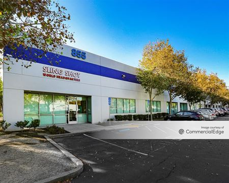 840 & 860 Embarcadero Drive & 855 Riverside Pkwy - West Sacramento